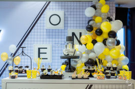 昆明,花語花香,氣球百日宴,氣球婚禮婚房,氣球裝飾