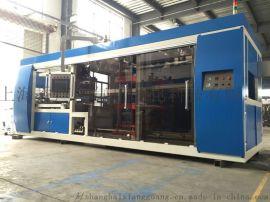 XG-7285 PLC控制负压多工位全自动吸塑机