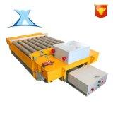 廠家定做板材搬運鋼包軌道車軌道電動平板車廠