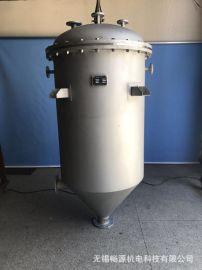 厂家直销PE管式烧结滤芯过滤器 不锈钢精密微孔反冲洗过滤器