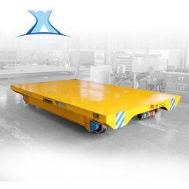 搬运钢包轨道牵引车 轨道电动牵引车 流水线电动平车