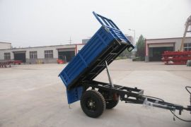 1.5吨拖拉机挂车