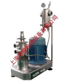 GLD2000 循环式纳米粉液混合机