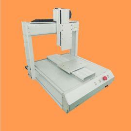 三轴点胶机运动平台 WYN-331自动热熔点胶机 xyz螺丝机运动平台