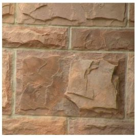 加工高粱红蘑菇石 高粱红蘑菇石厂家 蘑菇石干挂 外墙蘑菇石批发