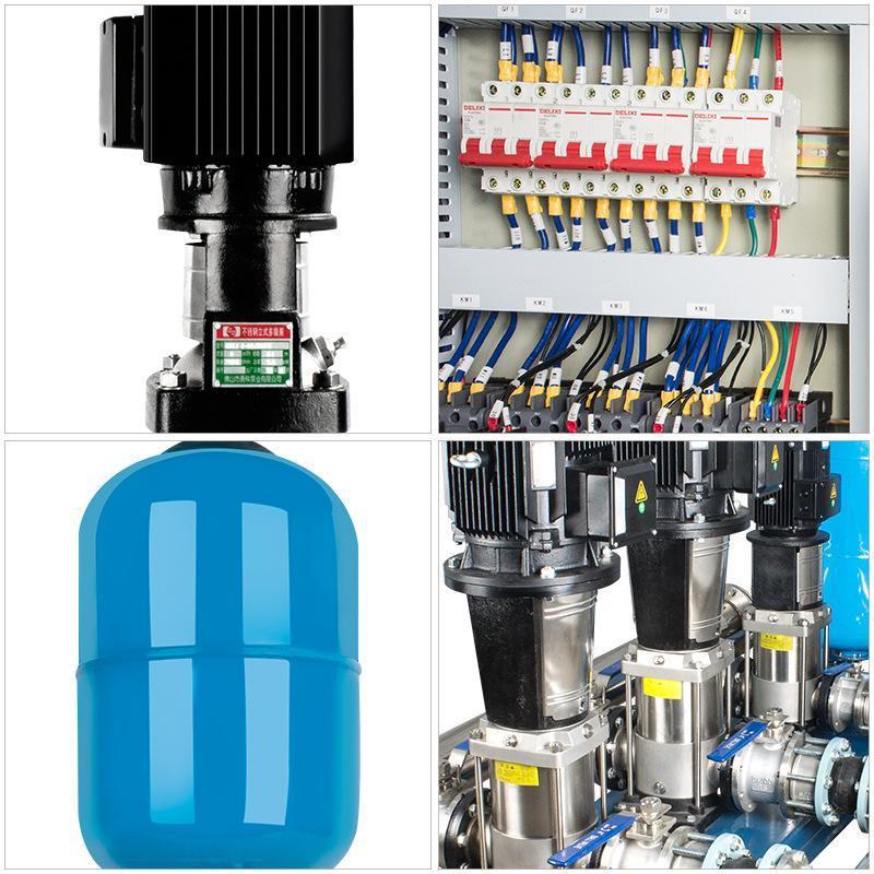 恒压变频控制柜 生活变频供水 无负压恒压供水设备