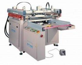 四柱式丝网印刷机