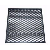 鋁網板金屬鋁網格護欄網廠家直銷定制