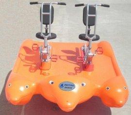 水上自行车  双人水上自行车