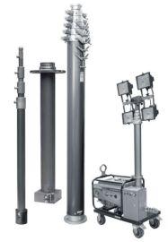 华通气动 QT系列单作用多级升缩气缸 节数3~8节 高度非标 按需定制