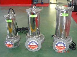 不锈钢电机外筒SWQ型潜水排污泵