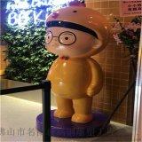 广州卡通人物雕塑、玻璃钢系列卡通人物雕塑定制