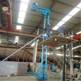 化肥颗粒管链输送机 装罐高距离Z型管链提升机qc