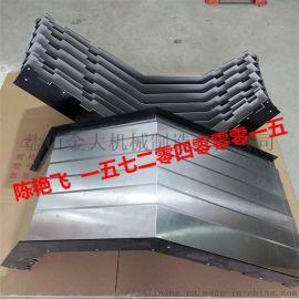 华群850数控机床钣金防护罩优质导轨机床挡屑板