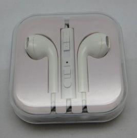 水晶盒包装 iphone耳机包装 iphone5耳机包装 转换耳机包装