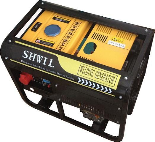 380V6kw柴油发电机尺寸