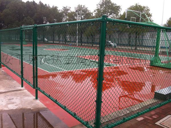 体育护栏网 篮球场围网 网球场围网 篮球场施工