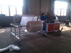 河北沧州恒利气垫膜制袋机