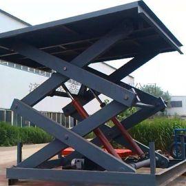 鑫聚鑫机械定做SJG系列升降机  固定剪叉式升降平台