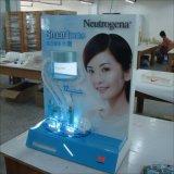 深圳亚克力化妆品展示架,广东有机玻璃化妆品展示架