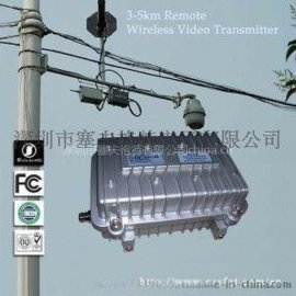 无线远程监控,无线图像传输,山区专用无线监控,
