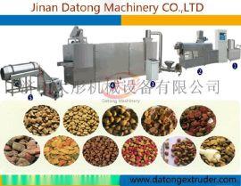 宠物食品加工机械,犬粮生产线