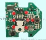 車載LED顯示定時調溫香爐線路控制板設計開發