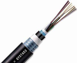 汉信室外加强双铠铠装光缆 GYTA53