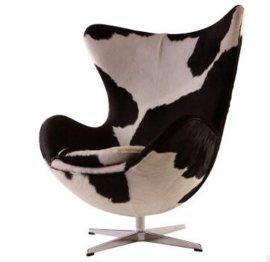酒吧酒店个性玻璃钢躺椅 咖啡厅蛋形椅书房个性椅沙发铝皮鸡蛋椅