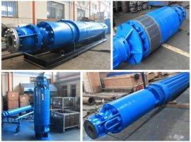 6000V高压矿用潜水泵,结构粗短性能稳定,大流量高扬程矿用潜水泵