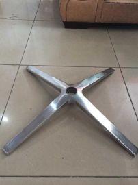 铝合金压铸户外休闲十字椅脚