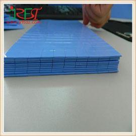 CPU硅胶垫片 软性绝缘导热硅胶片