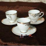 咖啡杯订做,陶瓷咖啡杯,酒店套装咖啡杯定制