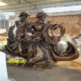 云南树脂欧式人物摆设雕塑定做生产厂家