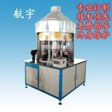 发热盘钎焊机六工位钎焊机