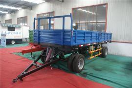 5吨三项液压自卸拖车  拖拉机拖车 厂家生产可定做