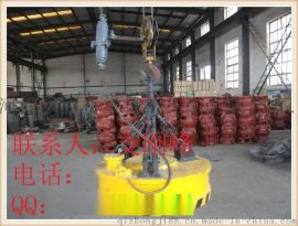 MW5-60L/1直径600mm电磁吸盘,磁盘,磁力吊具,钢料吊具