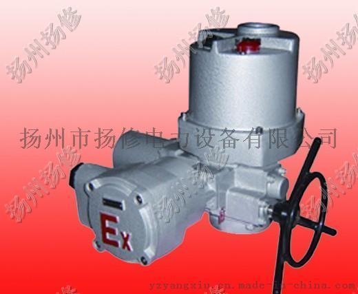 供应扬修f-DQB-10智能隔爆型电动执行机构