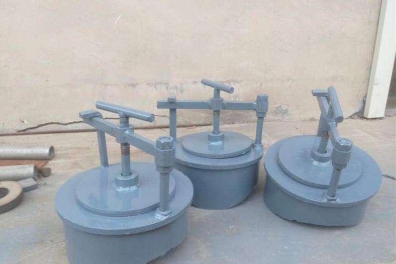 沧州昊诚采购圆壁捅煤孔 平壁通煤孔厂家 样式齐全