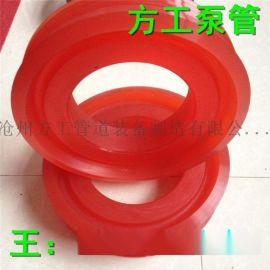混凝土输送泵活塞 橡胶分体活塞中联230 砼泵配件 任县金环橡胶密