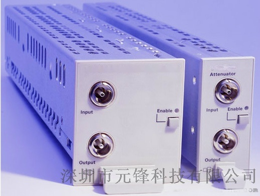 Keysight 81570A 配备直角接口的 81570A 可变光衰减器模块