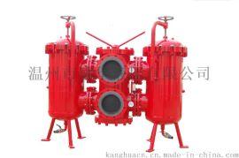 康华公司SDRLF大流量  回油滤油器油滤器和滤芯