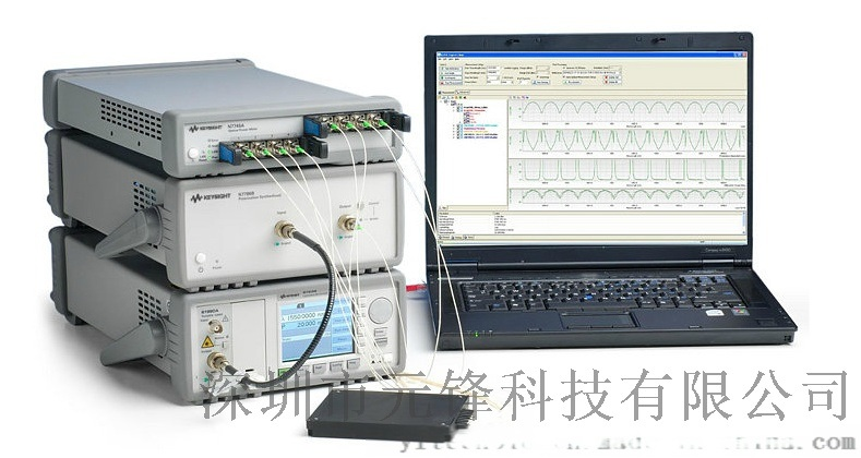 Keysight N7700A 光应用软件套件