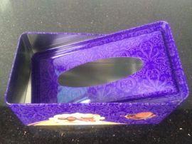 马口铁纸巾盒