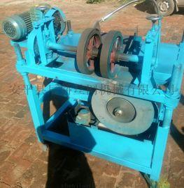 辰骄机械GM-6全自动钢丝磨尖机倒角机