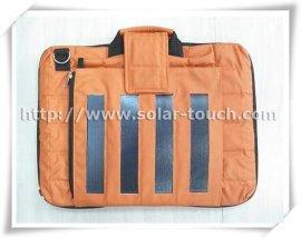 太阳能笔记本电脑包(2W柔性太阳能电池板)-STC003