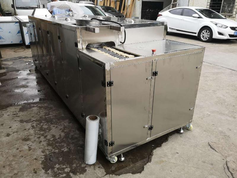 佛山壓縮機標準件清洗乾燥線 *聲波清洗線廠家直銷