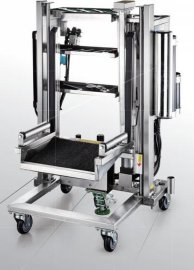 汽车快速保养维修工具车A(LRL-QB-XJ-A)