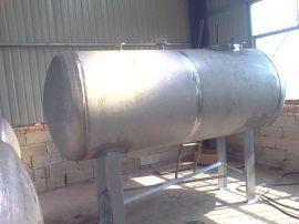 二手不锈钢储存罐,二手不锈钢化工原料储存罐