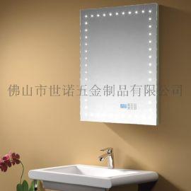 佛山浴室镜 欧式壁挂式LED卫浴镜子
